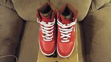 Nike Dunk High Pro SB Sport Red/White Big Gulp 2008 305050-611 Men's SZ10.5 NICE