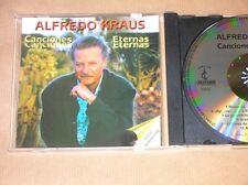 CD RARE / ALFREDO KRAUS / CANCIONES ETERNAS / EXCELLENT ETAT