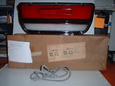 1972 Plymouth RoadRunner Left Rear Tail Light W/Original Box and Gasket NOS Part