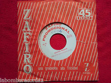 "SILVANA VELASCO Prima o Poi 7"" SINGLE 1965 ZAFIRO SPAIN PROMO Chica YEYE (EX-) 3"