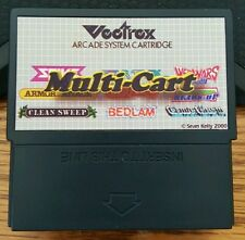 Vectrex Multi-Cart by Sean Kelly (Multicart Version 2.0) * NEW *
