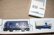 S53  Märklin 48098 Museumswagen 1998 Gaiser ged. Güterwagen Oldtimer LKW DRG