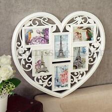 Picture Frames in Frame Material:Plastic, Shape:Heart, Type:Multi ...