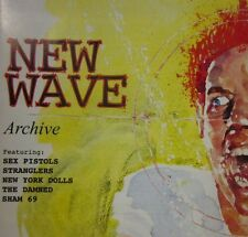 Various(CD Album)New Wave Archive-Rialto-RMCD 201-UK-New & Sealed