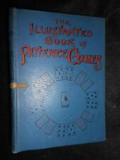 The Illustrated Book of Patience Games by Professor Hoffman - 1920 - Cards