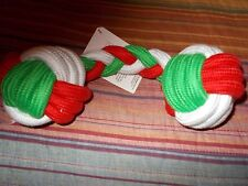 Double knot rope toy for dogs-new