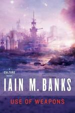 Culture: Use of Weapons by Iain M. Banks (2008, Paperback)