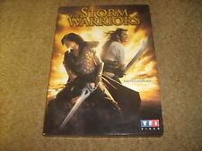 DVD THE STORM WARRIORS édition Sur-Etui cartonné - VF VOSTFR - Très bon état