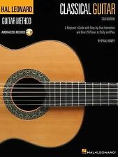 NEW Hal Leonard Classical Guitar Method (Tab Edition): A Beginner's Guide