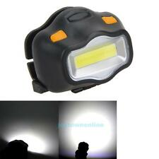 12 COB LED Headlight Fishing Hunting Camping Cycling Outdoor Lighting Head Lamp