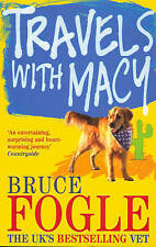 Travels With Macy,Bruce Fogle,New Book mon0000000463