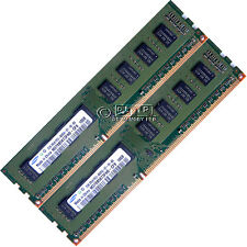 4gb (2x2 Gb) 1066 Mhz Pc3-8500 no ECC sin búfer 240 Pin Escritorio Memoria (RAM)