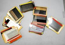 LOT of Massey Ferguson Microfiche Tractor Parts Forklift Combine