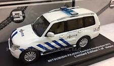Triple 9 1/43 Mitsubishi Pajero Eenheid Amsterdam Police / Politie SUV   43073