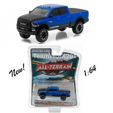 GREENLIGHT 35050 F 2017 DODGE RAM 2500 MOPAR PICK UP TRUCK 1:64 BLUE NEW!!