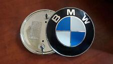 Coppia Stemma Logo Laterale BMW C600 C650 GT R1200GS F800R 74mm Emblema Fregio
