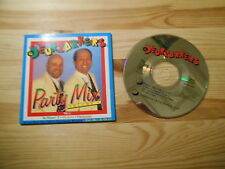 CD Schlager De Deurzakkers - Party Mix (2 Song) DINO / BUNNY MUSIC