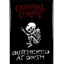 CANNIBAL CORPSE Butchered At Birth MAGNET NEW OFFICIAL MERCHANDISE Metal