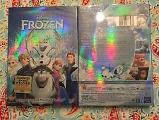 DISNEY'S FROZEN (DVD, 2014)  Brand New /Factory Sealed..FAST FREE SHIPPING