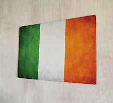 Irish Flag sign A4 metal plaque pubs and clubs kitchens