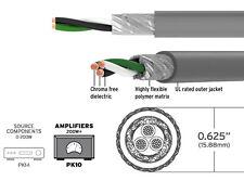Kimber pk10 cable de alimentación en piezas-Gran Corte transversal AWG 10 = 5,26 QMM nuevo