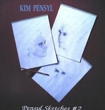 Pensyl Sketches, Vol. 2 by Kim Pensyl (Cassette, Dec-1989, Optimism) NEW Sealed