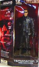 "McFarlane Terminator T-3 Movie 12"" Electronic Figure Schwarzenegger New 2003"