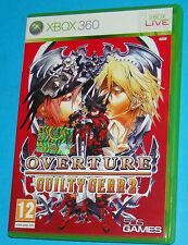 Guilty Gear X2  Overture - Microsoft XBOX 360 - PAL