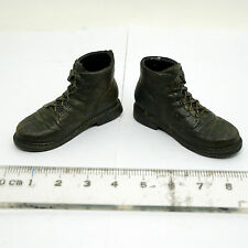 XB86-14 1/6 Scale HOT Heroic Criminal - Male Boots  (hollow) TOYS