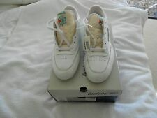 VINTAGE NEW Reebok 80's Rebel XT Cross Training Men 10 1/2 White 2-111847