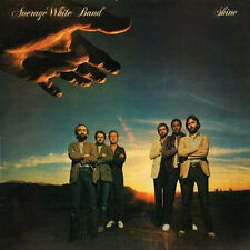 LP *** average white Band-shine *** 1980 funk soul rare ***