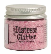 New Tim Holtz Ranger Distress Glitter Spun Sugar