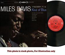 MILES DAVIS, Kind of blue, COLUMBIA CS-8163  2EYE  IN SHRINK