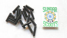 TRADE PACK. 20 ROLL PINS FOR CONTROL RODS/HEADSET.5mm SIZE FOR ITALIAN LAMBRETTA