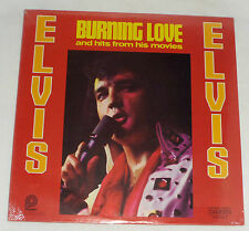 Elvis Presley: Burning Love & Hits From His Movies  [Unplayed Copy]