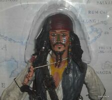 "PIRATES OF THE CARIBBEAN CANNIBAL JACK 18""  FIGURE MOTION ACTIVATED SOUND NRFB"