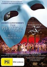 The Phantom of the Opera (2011) NEW R4 DVD