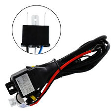 HID Car Relay Harness H4 35W/55W Bi-Xenon Hi/Lo H/L Durable Wiring Controller
