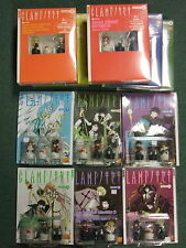 CLAMP NO KISEKI MAGAZINE 2-12 MANGA NEW CHESS SET FIGURE RUN TSUBASA MAKONA NEW