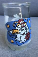 Cat In The Hat Norval And Friend, 1996 Dr. Seuss Glass Welches Cup, #6 In Series
