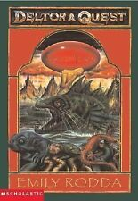 Deltora Quest: The Lake of Tears by Emily Rodda, PB, 2000, Scholastic