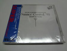 Summer Carnival '93 Nexzr Special NEC PC Engine CD-Rom 2 Japan NEW