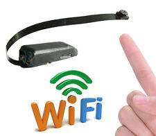 New wireless spy IP WIFI mini DIY pinhole hidden dvr Network Nanny micro camera