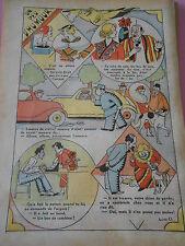 C'est un phonographe anglais Lévrier Chien de Garde dessin Humour Print 1935
