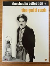 THE GOLD RUSH from The Chaplin Collection LIKE NEW 2 DVDs FREE SHIP