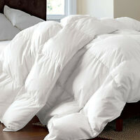 New Duck Feather And Down Duvet Quilt, All Sizes 13.5 Tog