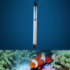 25/50/100/200/300 Aquarium Mini Submersible Fish Tank Adjustable Water Heater YK