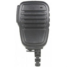 Compact Lightweight Shoulder Mic + 3.5mm Jack for Icom Two-Way Radios (See List)