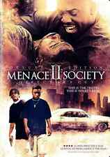 MENACE II SOCIETY w/ Larenz Tate 2 To ON DVD BRAND NEW!