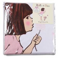 Belle & Boo Vintage Style 100% Cotton Duvet Set - Single